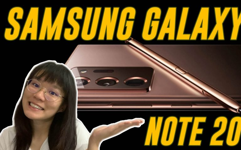 The Samsung Galaxy Note 20 series is coming soon! | ICYMI #367