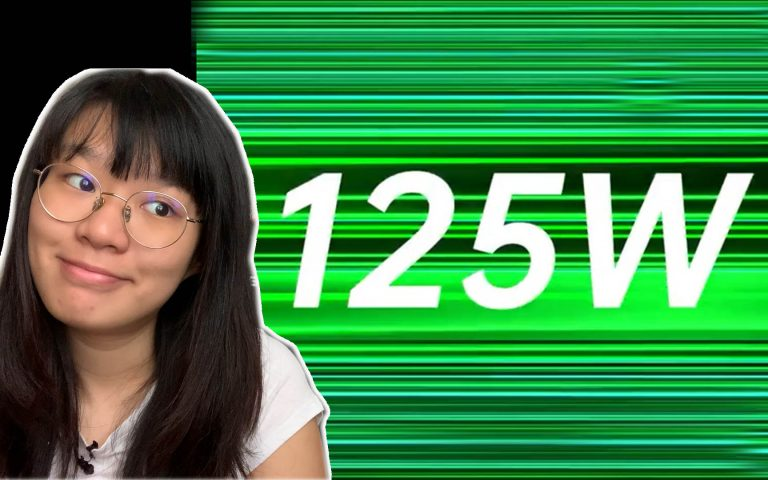 Oppo's upcoming 125W fast charging tech?!   ICYMI #372