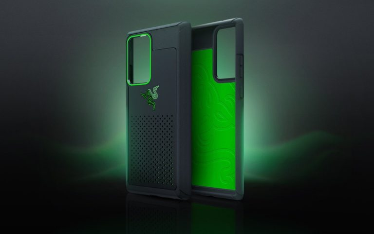 The Razer Arctech Pro is a heat-dissipating case for Samsung's Galaxy Note 20