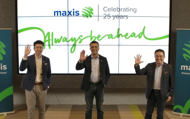 Maxis 25th anniversary: RM25 deals for Note 20, iPhone 11 and P40 Pro