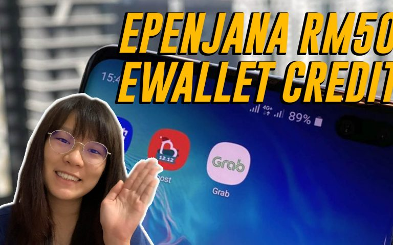 You can now redeem your RM50 eWallet credit! | ICYMI #385
