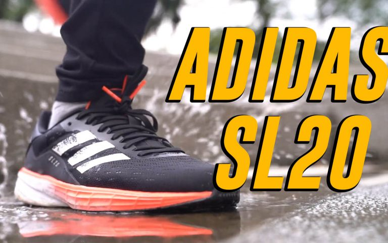 A great value shoe for running | Adidas SL20 review