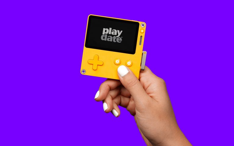 Malaysian made Playdate handheld console delayed to 2021