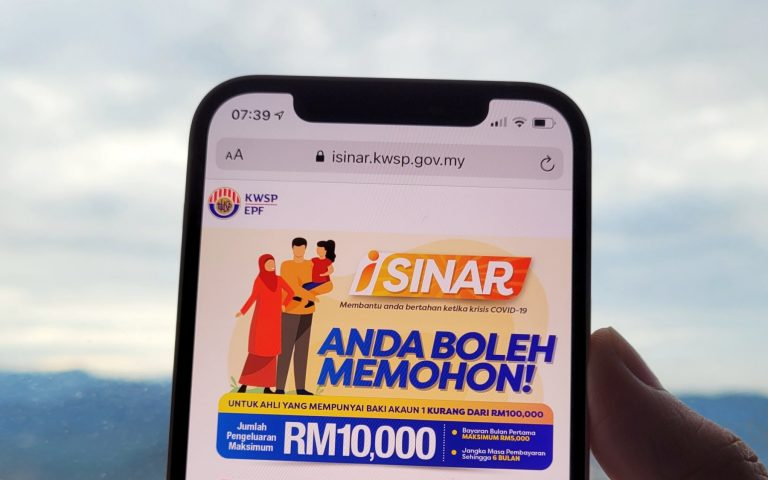 EPF i-Sinar applications are now open, here's how to apply