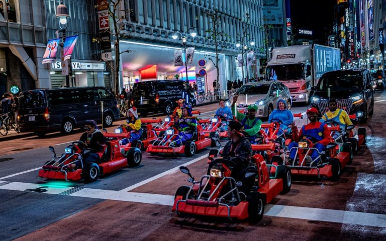 Japan's supreme court puts final nail in coffin for Tokyo's Mario Kart attraction