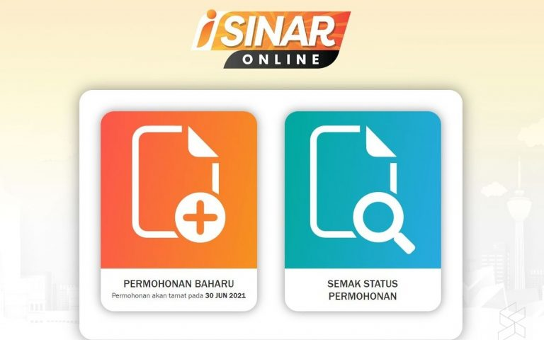 EPF i-Sinar: How to check your application status online