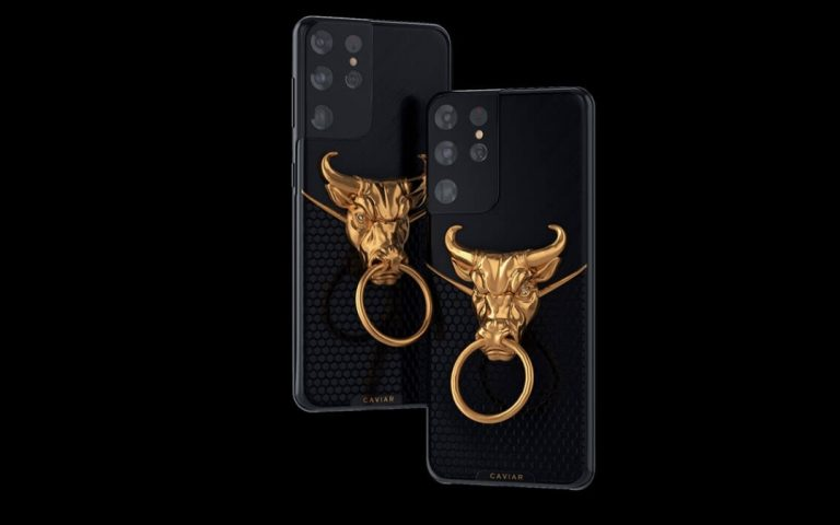 Caviar's Ox-themed Galaxy S21 Ultra is perfect for Chinese New Year, but it costs RM80k
