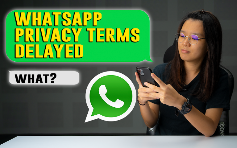 WhatsApp delays new privacy terms until 15 May | ICYMI #457
