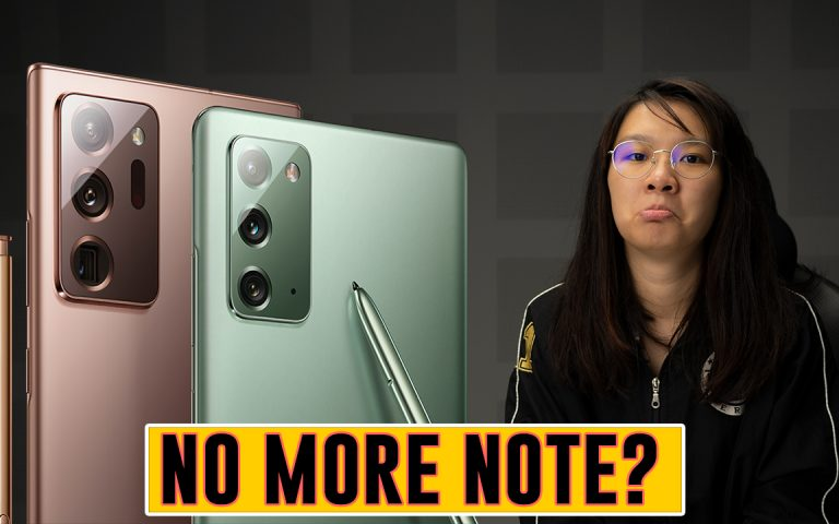 The Galaxy Note series might be discontinued | ICYMI #462