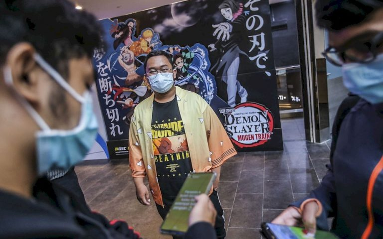 Demon Slayer: Mugen Train sold out on first day of screening as cinemas reopen in Malaysia