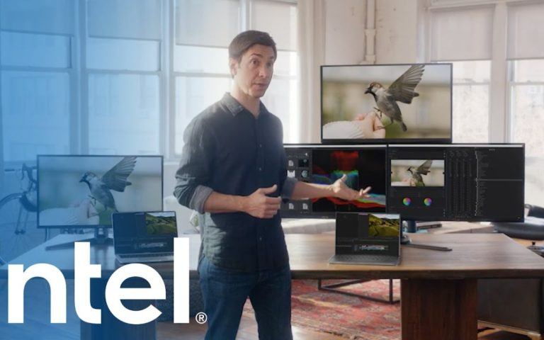 """Justin Long, star of """"I'm a Mac"""", now wants to sell you Intel PCs instead"""