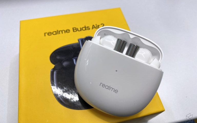 Realme Buds Air 2: Probably the most affordable ANC wireless earbuds, priced at RM199