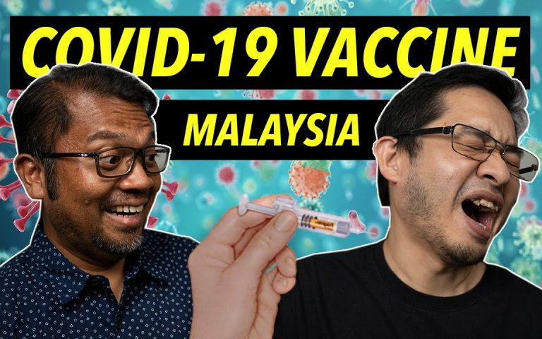 COVID-19 Vaccine & the NIP in Malaysia | Let's Talk About #54